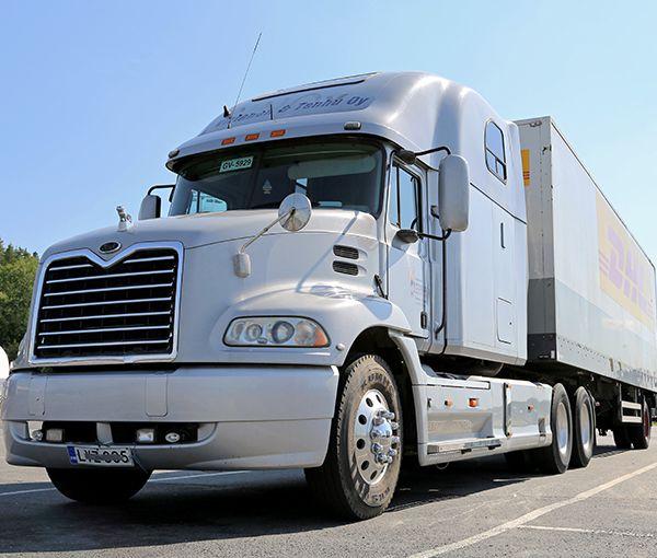 Our high tech trucks